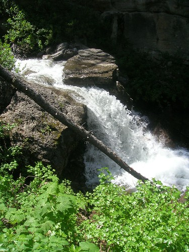 Falls on Darby Creek