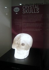 The Truth about Crystal Skulls (Smithsonian National Museum of Natural History) Tags: museum skull washingtondc smithsonian dc washington districtofcolumbia crystal science exhibition research artifact legend indianajones nationalmuseumofnaturalhistory nmnh crystalskull