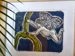 blimey (allybeag) Tags: angel painting flying wings artwork carlisle source gosh phew hovering rampant blimey cactusthing