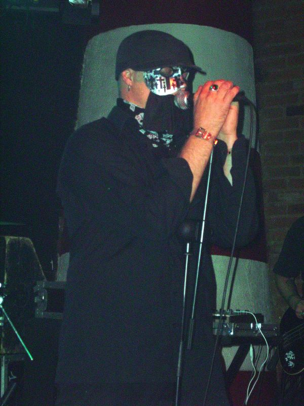 Máscara calurossi
