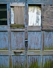 blue wooden door (alan shapiro photography) Tags: 2010alanshapiro alanshapirophotography wwwalanwshapiroblogspotcom 2010alanshapirophotography