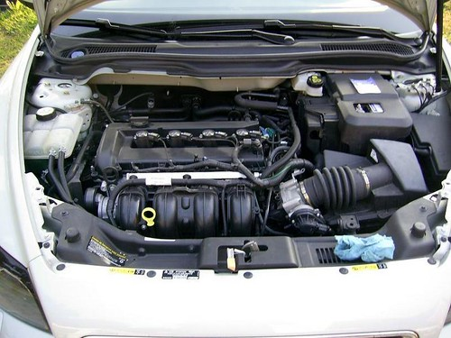 двигатель ford 1.8 на volvo s40