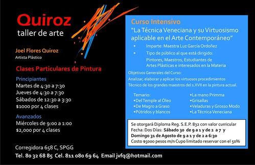 Volante Cursos Monterrey