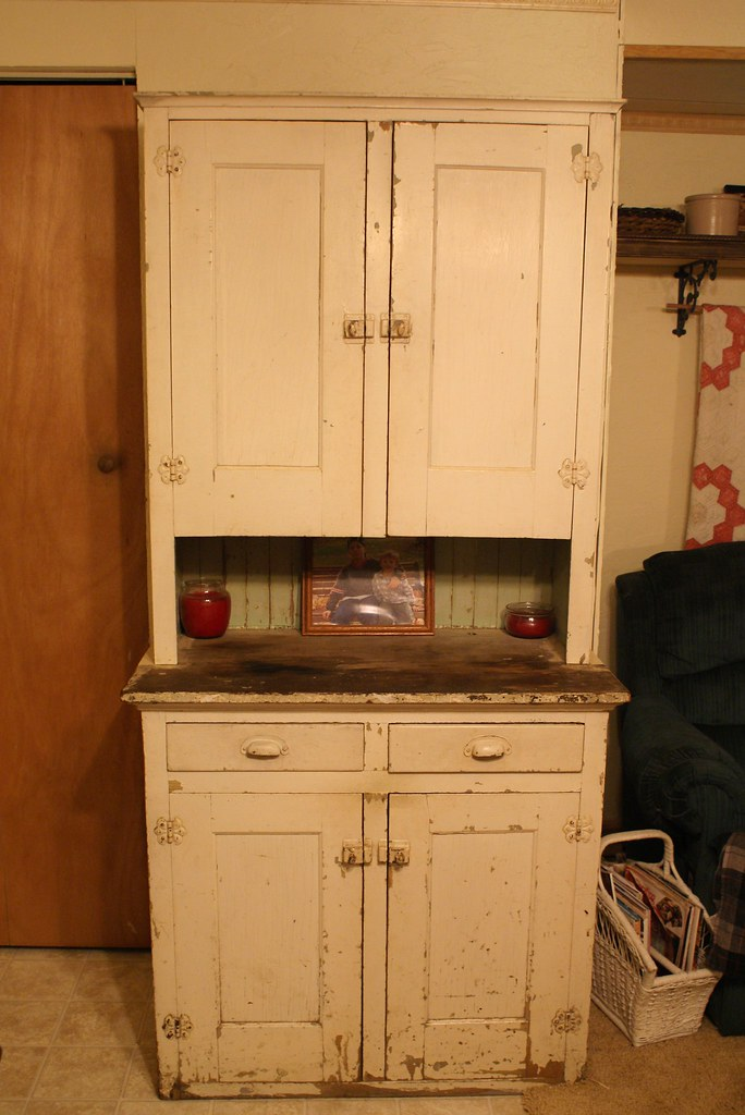 The Old Stepback Cupboard