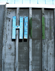 The Hi Sign   South of Pittsburgh, PA