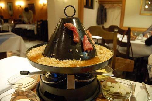 Tartarnhutと言う料理