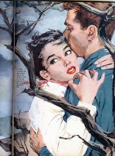 The Decision - Don Neiser - 1957 (by senses working overtime)
