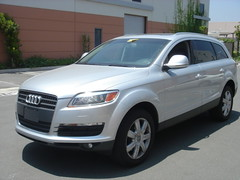 DSC09215 (euromotor-gallery) Tags: audi 2007 q7