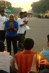 IMG_8951 (Sandip Bhattacharya) Tags: freedom bangalore activism 2008 protests candlelightvigil fsugbangalore fsug upcoming:event=1022228 saynotosoftwarepatents