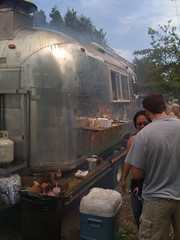 Skillet serving meals in the Queen Anne neighborhood last summer. Photo by Benjamin Hollis.