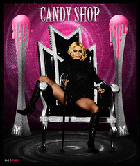 Madonna - Candy shop (netmen.) Tags: shop tour candy sweet sticky madonna hard blend netmen mdolla
