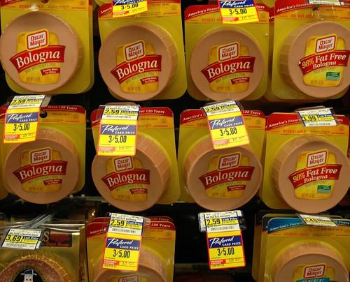Bologna prices in Venice Beach