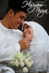08.08.08 - Hisyam & Nisya 1 (al-`Aajily) Tags: wedding groom bride minolta sony hijab beercan romantic alpha a200 f4 masjid 70210 perkahwinan nikah akad wilayah hisyam nisya iwpcandidate alaajily wwwalaajilycom alaajilycom