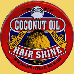 Coconut Oil squircle