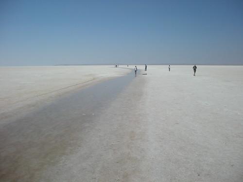 Lago Salado - Tuz Gölü by Toni Escuder.