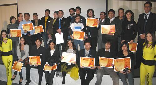 Ganadores Blogday Perú 2008
