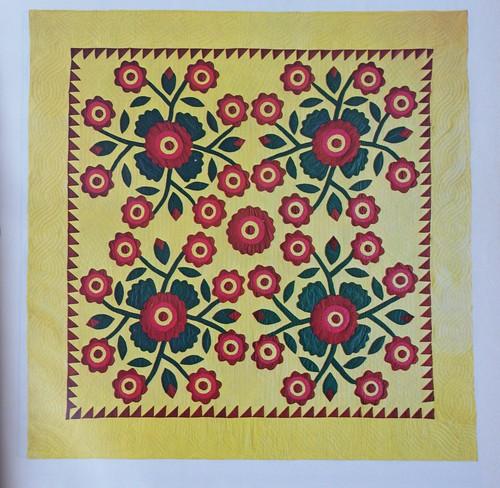 radical rose quilt