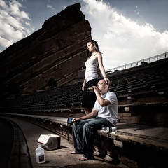 re-edit (ian niles galbraith) Tags: portrait nikon colorado environmental redrocks amphitheater pocketwizards qflash