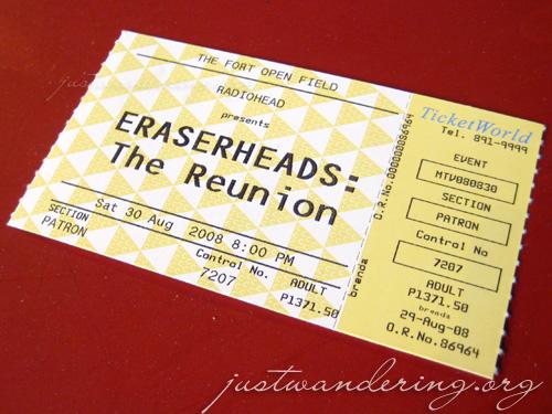 Eraserheads Reunion Concert 23