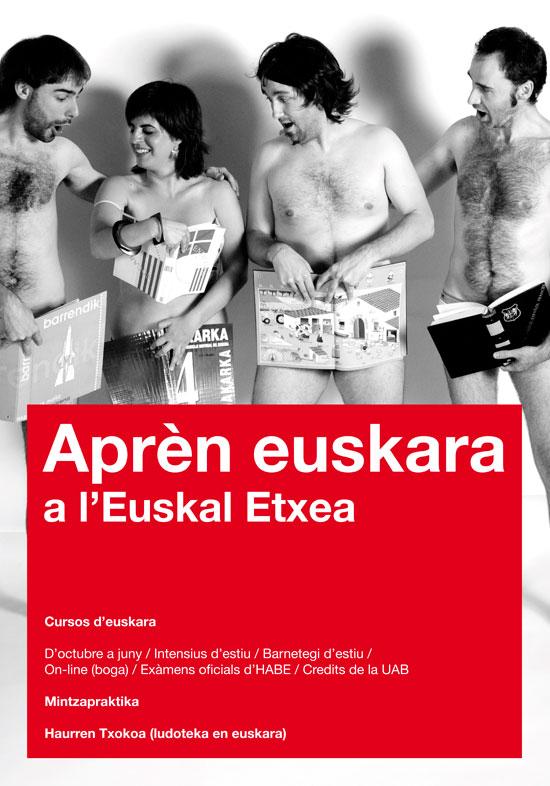 Apren euskara