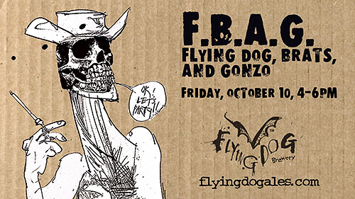 FBAG (Flying Dog, Brats & Gonzo)