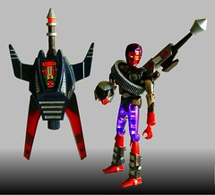 Argo-Knight: Gideon T-47 - Mego Micronauts Customized Action Figure (5 of 13) (Alexis Dyer) Tags: world art japan toy actionfigure japanese star robot photo starwars war gun ship action space borg alien jet battle system collection galaxy fantasy transformers weapon micro figure scifi laser customized knight warrior rocket sciencefiction cyborg custom tron outerspace universe ultra takara android futuristic tomy mecha droid bot macross palisades argo defender mego galactic argonaut micronauts kaiyodo robotech robotic micronaut microman microverse revoltech micropolis  interchangeables themicronauts  assembleborg henshincybrog