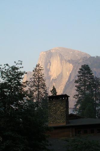 Yosemite-Half Dome