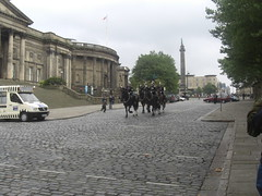 Birkenhead festival of transport 08 005 (Riceys Transport Pics) Tags: horses museum liverpool gallery police mounted section merseyside