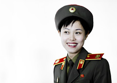 Smiling soldier Pyongyang North Korea (Eric Lafforgue) Tags: pictures travel woman girl smile hat smiling female asian soldier army photo women war asia military teeth femme picture korea kimjongil korean cap asie fille journalist militaire soldat journalists northkorea armee pyongyang  dprk coreadelnorte juche kimilsung northkorean nordkorea 9147 coreenne lafforgue   ericlafforgue   coredunord coreadelnord  victoriousfatherlandliberationwarmuseum northcorea coreedunord rdpc  insidenorthkorea  rpdc  nordcoreenne  coriadonorte northkoreanarmy  armeenordcoreenne kimjongun coreiadonorte