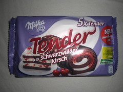 Milka Tender a la Schwarzwlder Kirsch (Like_the_Grand_Canyon) Tags: black cake forest germany cherry switzerland candy chocolate swiss special german treat limited edition milka schokolade zeit torte fr nur kirsche schwarzwlder limitiert erhltlich limitierte krze