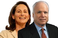 Élections : Ségolène Royal conseille John McCain
