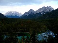 Zugspitz Vista (Claude@Munich) Tags: mountain lake alps geotagged austria see tirol österreich berge alpen tyrol zugspitze fernpass claudemunich blindsee sonnenspitz marienbergspitze geo:lat=47361771 geo:lon=10844772