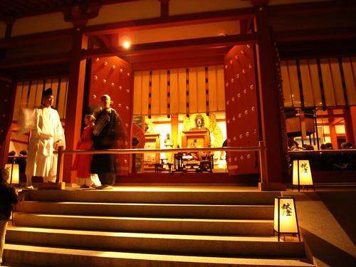 薬師寺(万燈会・夜)-16