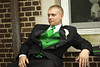 Groomsman Mike (stwade) Tags: family wedding portrait green pennsylvania groomsman nikond60 1855mmf3556gvr