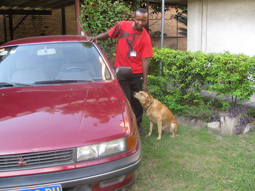 Michel, Georg and Mitsubishi