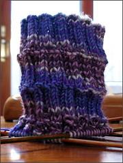 TTL Mystery Sock, Clue 1