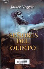 Javier Negrete, Señores del Olimpo