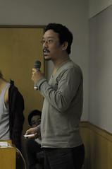 露木 誠 (everes) さん, BOF A-2 java-jaプレゼンツ・第十一回 第2回チキチキ JJUG だよ全員集合 ライトニングトーク大会, JJUG Cross Community Conference 2008 Fall