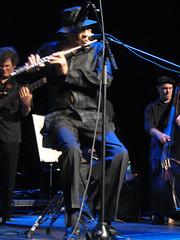sam rivers (daveofl) Tags: jazz flute samrivers obamarama