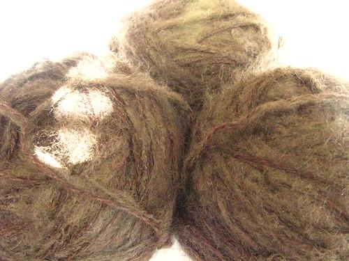 wool / mohair