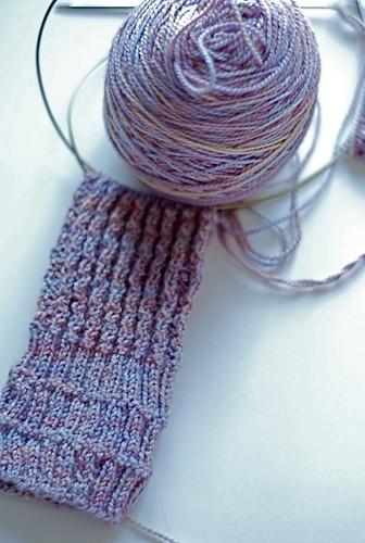 TTL mystery sock I