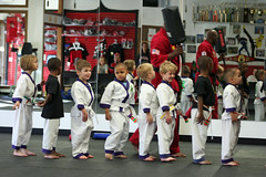 Last Taekwondo Class 012