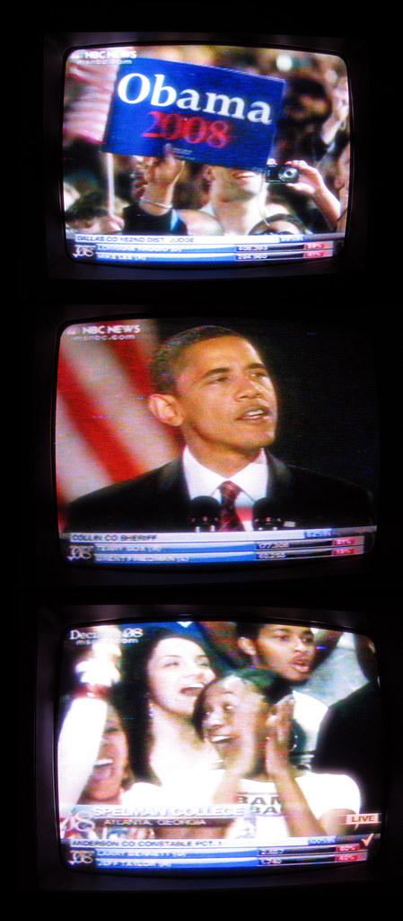 Wow:  November 4, 2008