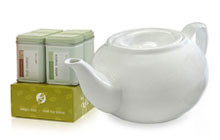 loosleaf tea set gift