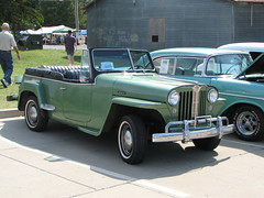 IMG_8309 (old.curmudgeon) Tags: texas carshow jeepster 5050cy