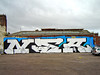 Liverpool graffiti 2008