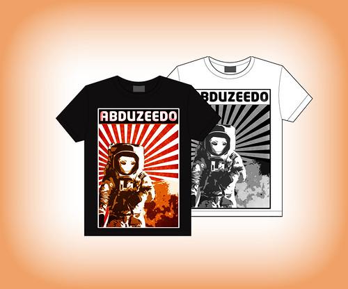 abduzeedo tshirt contest
