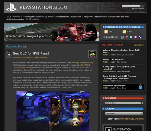PlayStation.Blog v1.5