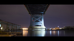 Ben Franklin Bridge (paul drzal) Tags: nightshot benfranklinbridge eskepe philadelphiaicons philadelphianightphotography