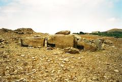 Tomb at Henchir Medid (Alun Salt) Tags: archaeology megalithic tunisia tomb prehistoric archaeoastronomy henchirmedid
